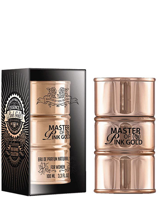 MASTER PINK OF GOLD